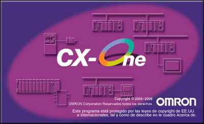 Пакет программ Omron CX-One